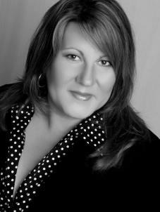 Kathy black and white