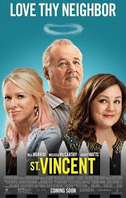 St Vincent Poster