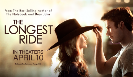 the longest ride rated pg13 matinee chat with kathy kaiser