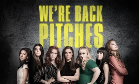 PITCH PERFECT 2 ~ Rated PG13 – MATINEE CHAT WITH KATHY KAISER