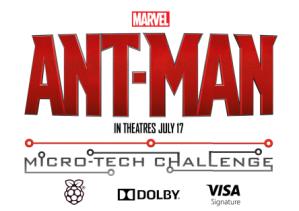 ANT MAN logo