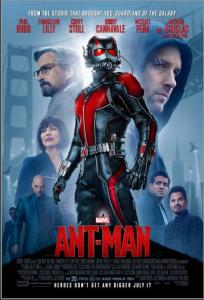 ANT MAN MOVIE POSTER