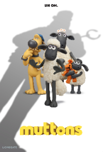 Muttons - Shaun the sheep