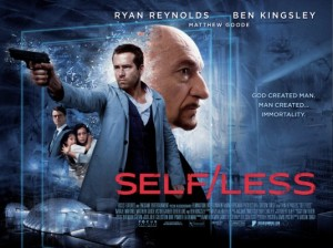 selfless movie poster