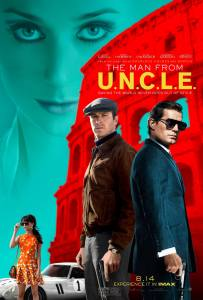 Man from Uncle movie poster