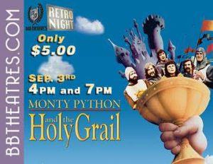 Monty Python at the B & B