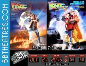 Back to the Future B & B