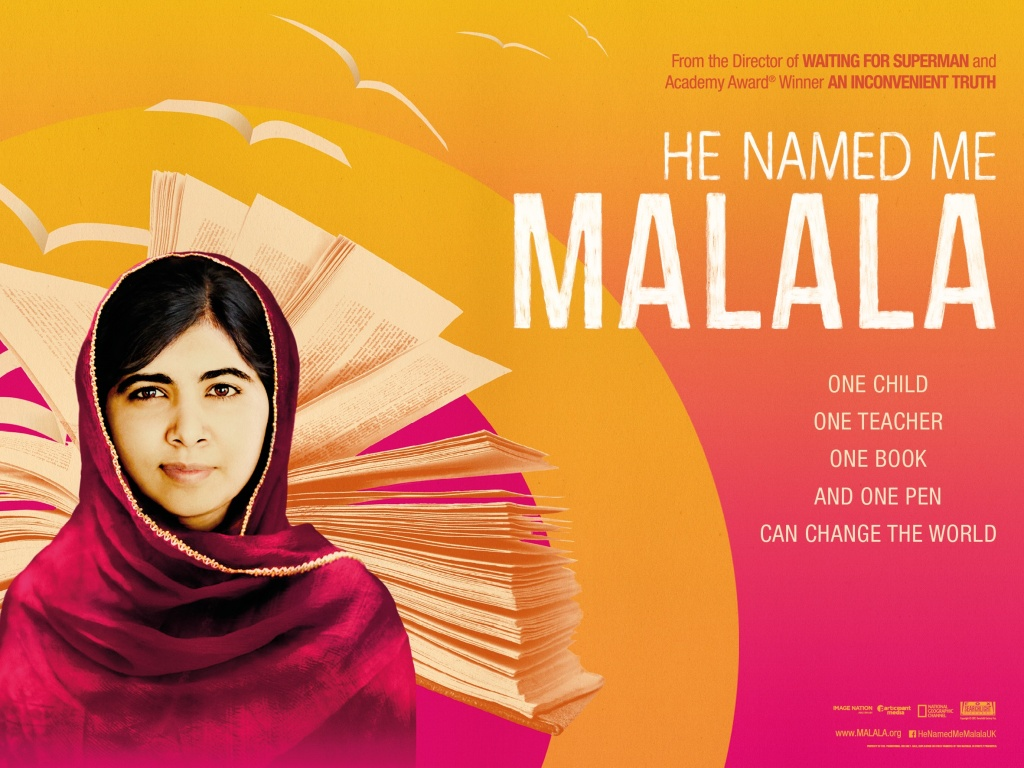 He Named Me Malala Rated Pg 13 Ndash Matinee Chat With Kathy