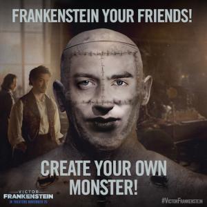 Victor Frankenstein - Frankenfriend