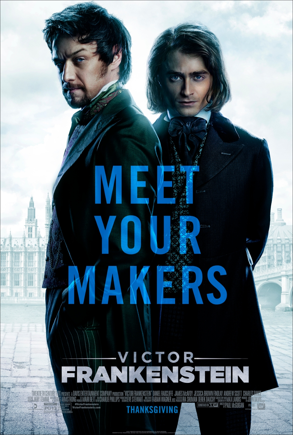 victor frankenstein – rated pg-13 – matinee chat with kathy kaiser