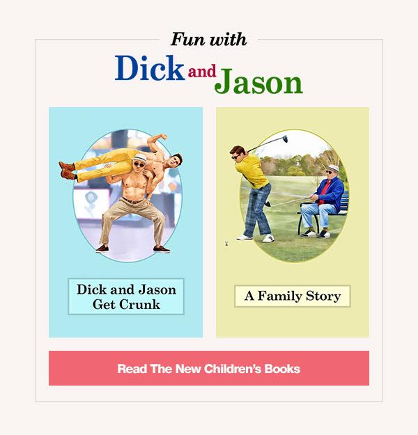 Dick and Jason