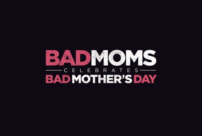 BAD MOTHER'S DAY logo