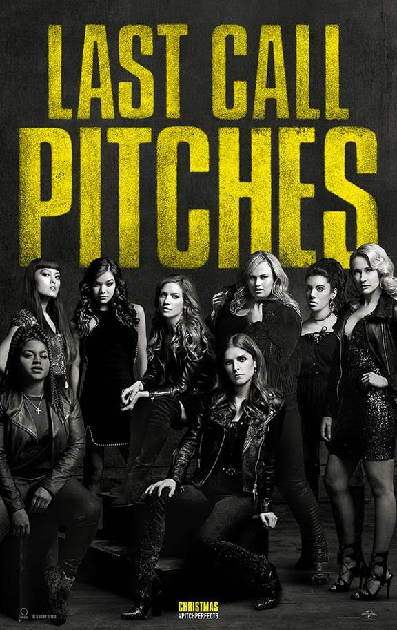 Pitch -Perfect 3