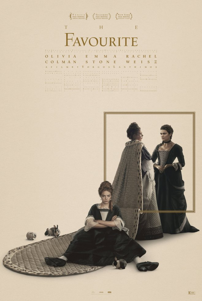 The Favourite Movie Poster