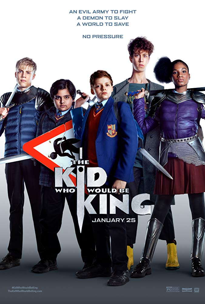 the kid who would be king