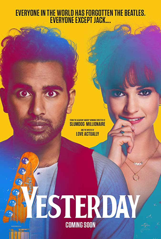Yesterday Movie Poster