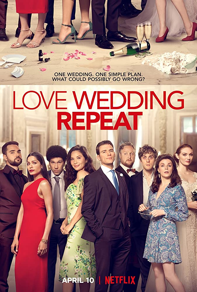 Love Wedding Repeat Poster